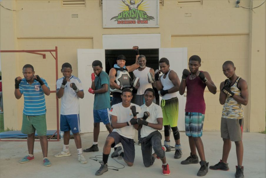 Uprising Boxing Gym